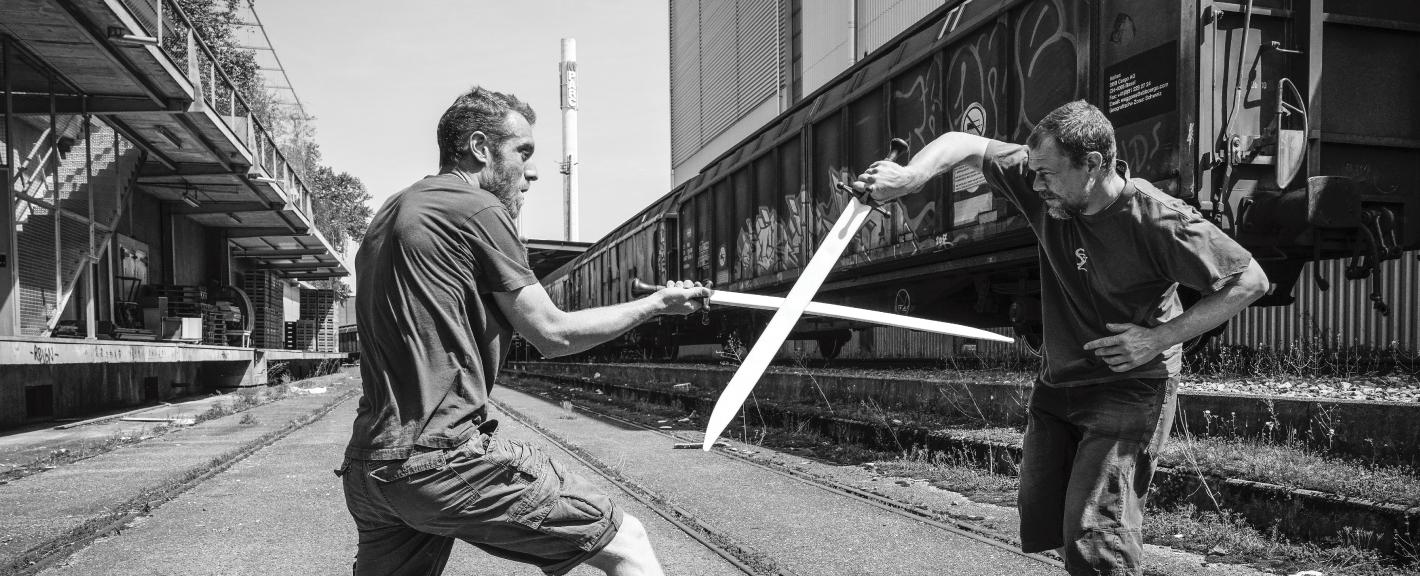 Sabre / Epée / Couteau